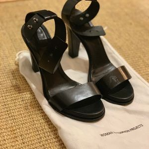 Common Projects Shoes - Common Projects Leather Heels